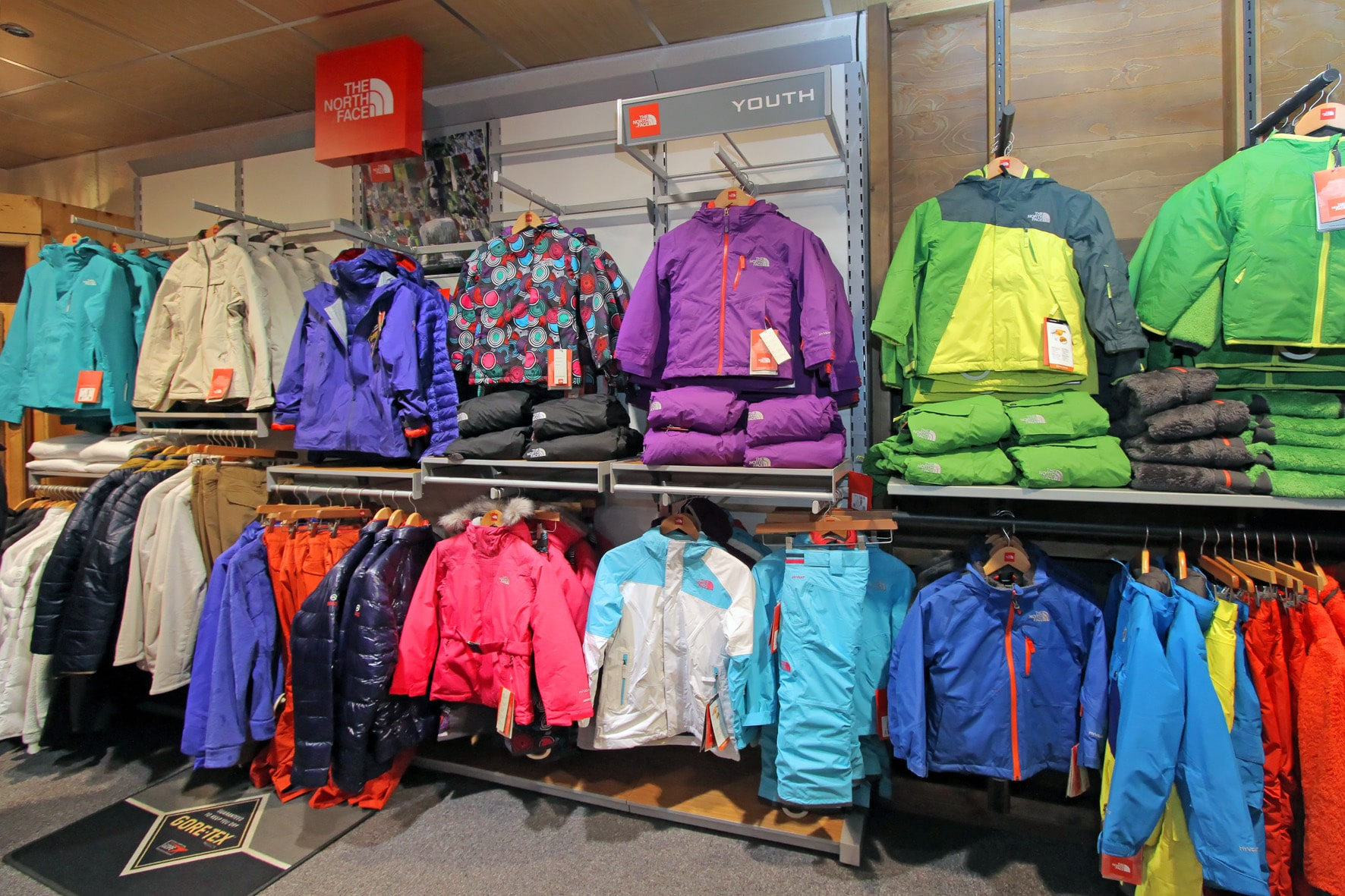 20-corner the north face enfant-Dode Sports